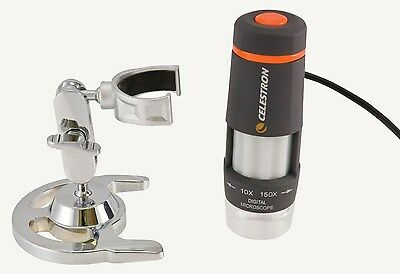 Celestron Deluxe Handheld Digital Microscope w/2MP Camera