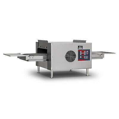 New Commercial Bench top Electric Conveyor Pizza Oven 35cm wide belt