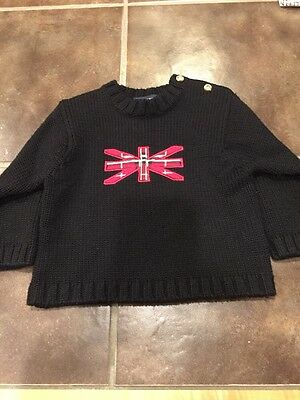 Burberry Kids Wool Sweater
