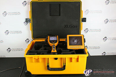 GE Inspection Everest VIT XLGO Videoscope 6mm/2m Flaw Detector NDT GEIT Iplex