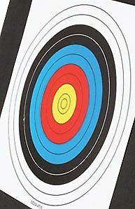Replacement Target Paper 60x60cm, Outdoors Warehouse, Accessories, WG-B10001B
