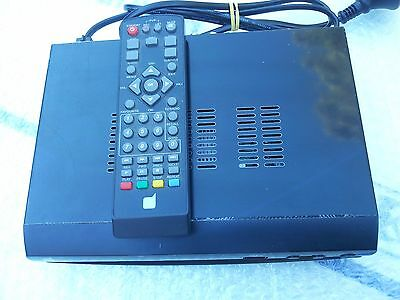 DICK SMITH GH5930 HIGH DEFINITION Set Top Box USB Record with Remote