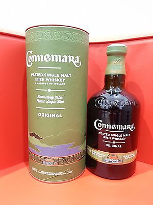 Connemara Peated Single Malt Irish Whiskey 700ml 40 % abv