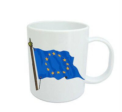 European Union Flag  Coffee Mug Free Personalisation Europe