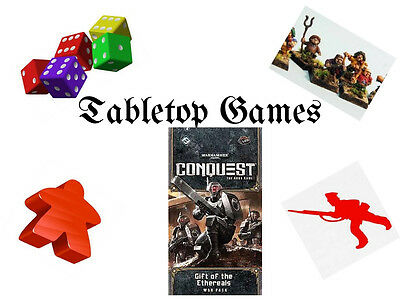 Warhammer 40k Conquest LCG Card Game Gift of the Ethereals War Pack BNIB