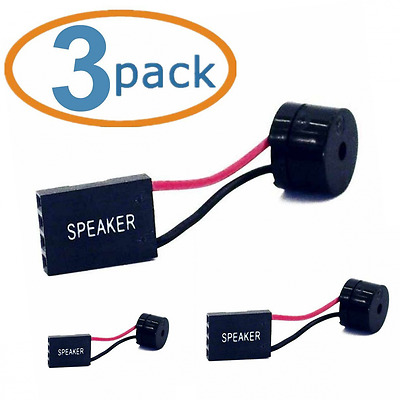 SoundOriginal PC Motherboard Internal Speaker BIOS Alarm Buzzer (3pcs/pack)