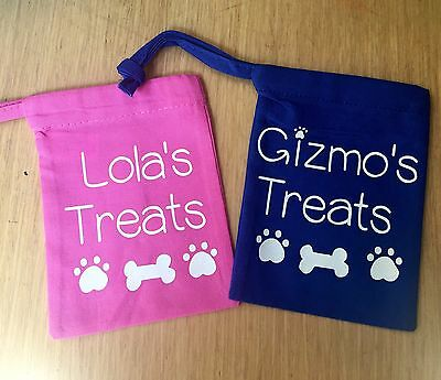 Personlised Treat Pouch