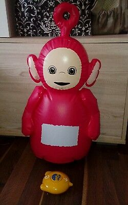 Teletubbies Remote Control Inflatable po Kids Toys Tv Character