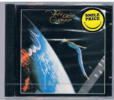Van Der Graaf Generator The Quiet Zone/The Pleasure Dome Cd F.c.  Sigillato!!!