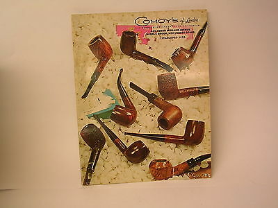 Comoy's Vintage Pipe Catalog Cigars Smoking Accessories