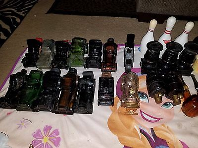 Vintage Avon Collectible Bottles