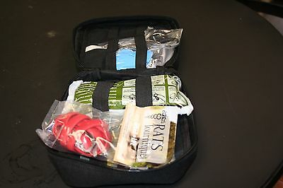 Trauma Active Shooter Kit - For Schools,  Campus, Churches, Home Trauma Kit