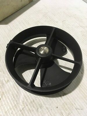 AMETEK ROTRON SAUCER FAN, SERIES 340ZH, 115V, 1PH,  3300 Rpm