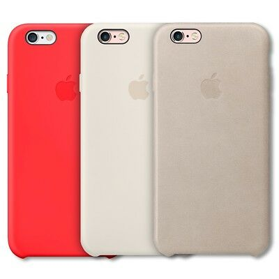 Apple iPhone 6/6S Phone Case - Authentic Leather Phone Case Only - Brand New