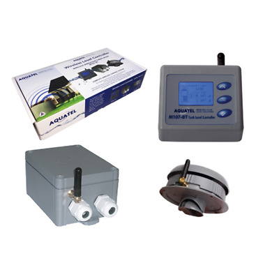 Wireless Fluid Level Controller (230 vac, 916-926 Mhz) - IC-M107-BT