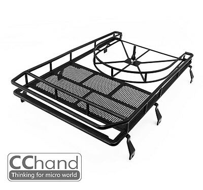 1/10 Defender D90 Baggage rack Tire mount [IPE spotlight not included]