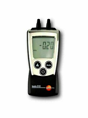 Testo 510 Pocket Differential Pressure Manometer - 0563-0510