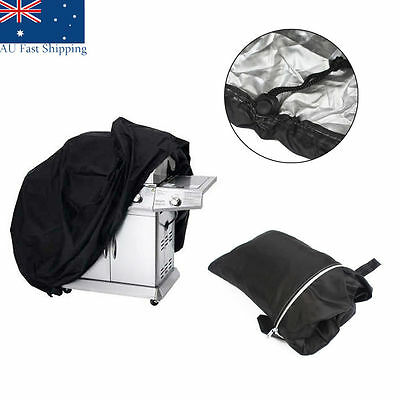 Waterproof UV Protector Outdoor 6 Burner BBQ Barbeque Grill Cover Durable Large