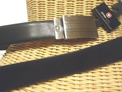 Swiss Army Genuine Leather Belt Style 024B