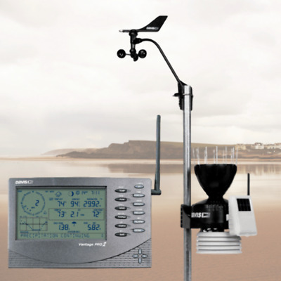 Wireless Weather Station with Solar Radiation Shield &Data Logger - IC6152AU-LOG