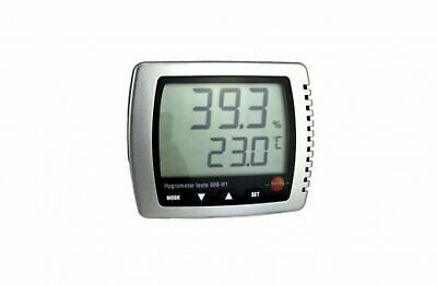Hygrometer, Temperature, Dew Point Meter With Battery