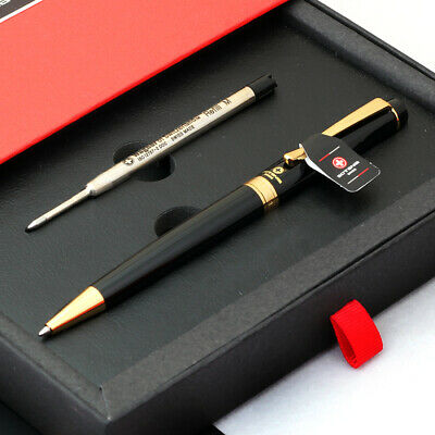 Free Engraving - SOTANIA Swiss Ballpoint pen Refillable Pen Gifts for Men, Women