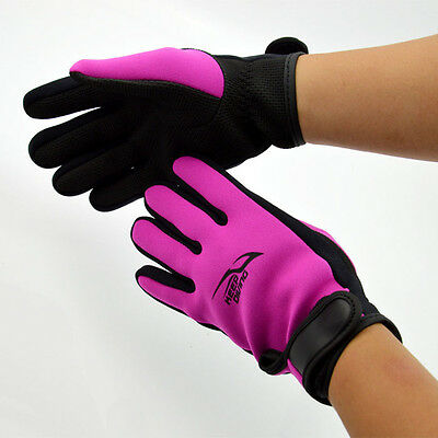 Winter Warm Skiing Surfing Scuba Diving Gloves ski Diving Snorkeling WetSuit NG