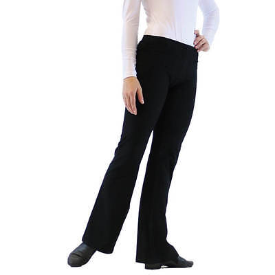 Danzcue Adult Black Jazz Pants