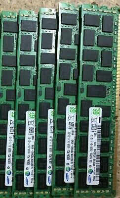 Samsung 8GB RAM ECC Registered 2Rx4 PC3L-10600R-09-11-E2-D3, M393B1K70DH0-YH9