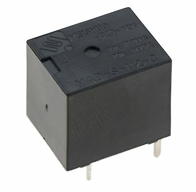 12V Mini Changeover Power Relay 20A 5-Pin SPDT