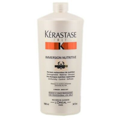 Pré-bain restaurateur IMMERSION NUTRITIVE KERASTAS 1L [70K0780]