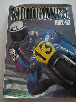 1982 - 1983 Motocourse - 1982 GP racing summary - Uncini Crosby Sheene