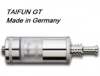 Taifun GT - Clearomiseur Inox pyrex - 5ml