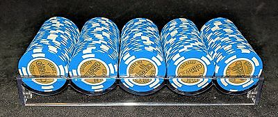 100 The Grove Bud Jones CIC Coin-in-center Casino Poker Chips - Everett, WA