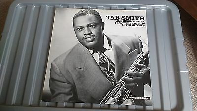 Tab Smith And His Orchestra - I Don't Want To Play In The Kitchen  R&b