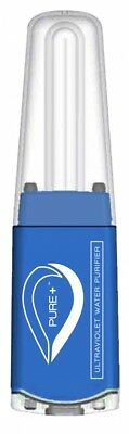 SteriPEN UV Water sterilisator Pure+ blue Water treatment USB