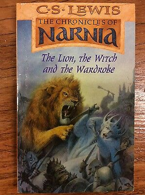 The Chronicles of NARNIA: The Lion, The Witch and The Wardrobe BOOK (paperback)