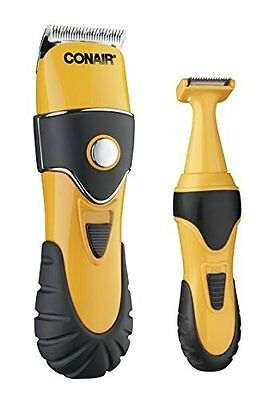 Conair HCT45 20 Piece Deluxe Cut and Groom Clipper/Trimmer