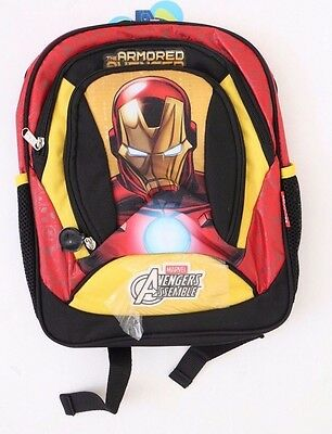 CK405 Deluxe Iron Man Mark 43 Avengers 2 Age of Ultron Child Boys Fancy Costume