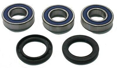 Suzuki RM125, 2000-2008, Rear Wheel Bearings and  Seals - RM 125