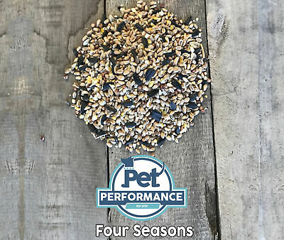 25kg Pet Performance Four Season Garden Wild Bird Seed Food For Feeders & Bird T