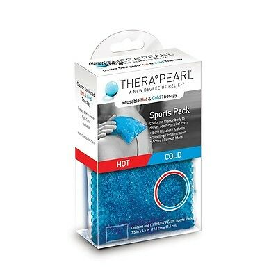 Hot Cold Ice Therapearl Sports Pack Reusable Muscle Injury Relief