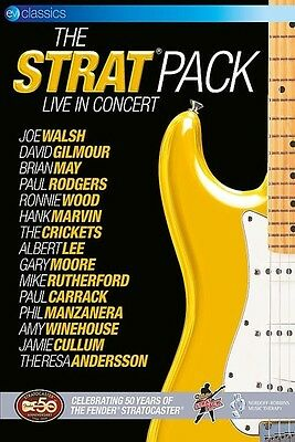 The Strat Pack: Live In Concert   Dvd Neuf