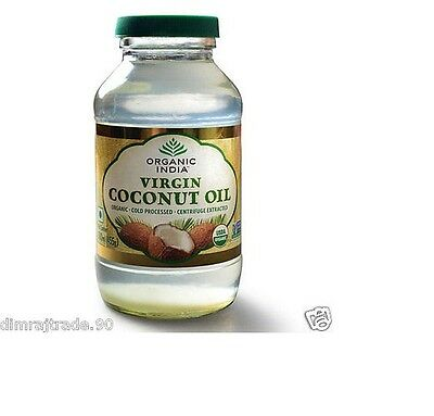 Virgin Coconut Oil 500 ML by ORGANIC INDIA promote health and true Body wellness