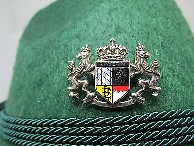 Bayern Crest with Lions & Crown Oktoberfest Hat Pin