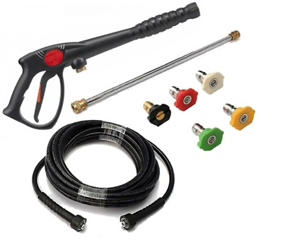 Complete SPRAY KIT Replacement for Honda Excell & Troybilt Power Pressure Washer