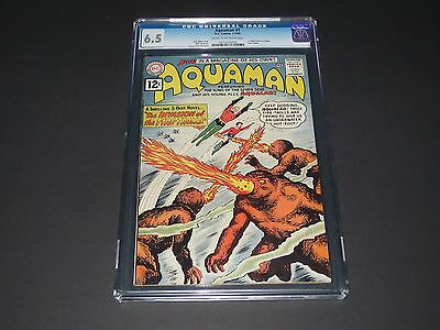 "Aquaman #1 ""First Appearance Of Quisp'' CGC 6.5"