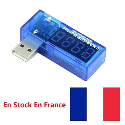 New USB Charger Doctor Voltage Current Meter Battery Tester Power Detector