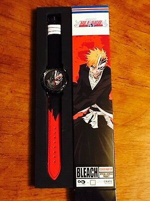 Loot Anime Crate September 2016 Exclusive - Bleach Watch, Ichigo Zangetsu