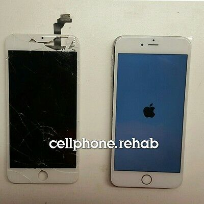 Apple iPhone 6 Broken LCD and Digitizer Screen Repair Replacement Service